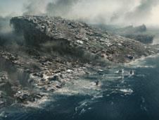 صحنه ای از فیلم 2012 ساخت کمپانی کلومبیا پیکچرز
