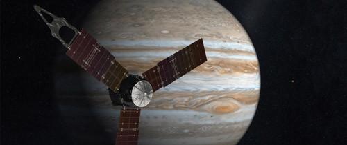 آماده سازی Juno جهت سفر به سیاره مشتری