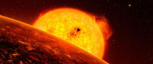 امکان شروع حیات در خارج از منظومه شمسی!
