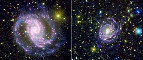 پایان افسانه تولد ستارگان