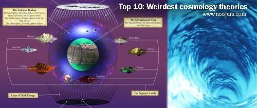 عجیبت ترین تئوری های کیهان شناسی