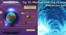عجیبت ترین نظریه های کیهان شناسی