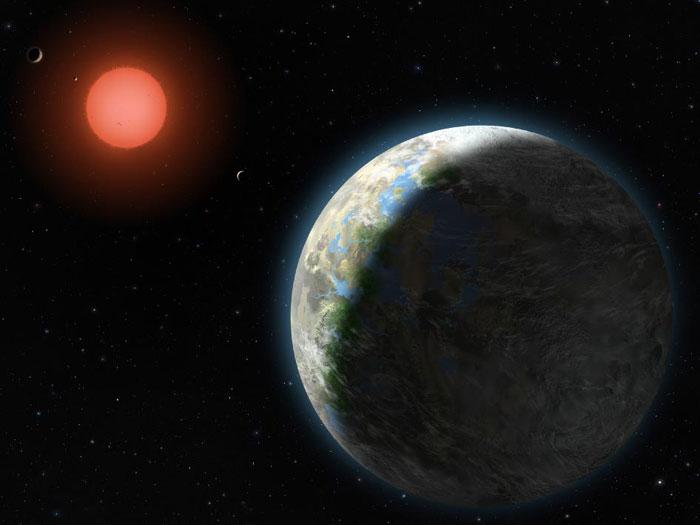 برای اولین بار، سیاره ای درست شبیه به زمین کشف شد